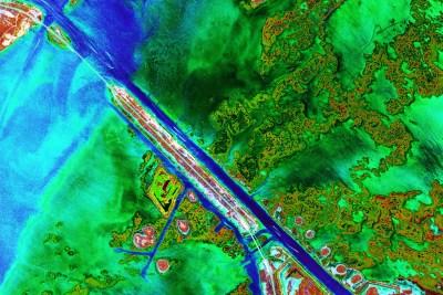 Aquatic Vegetation and Mosquito Habitat Mapping Lighthouse Lakes