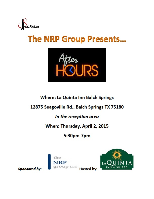 NRP AfterHours 4-2-15