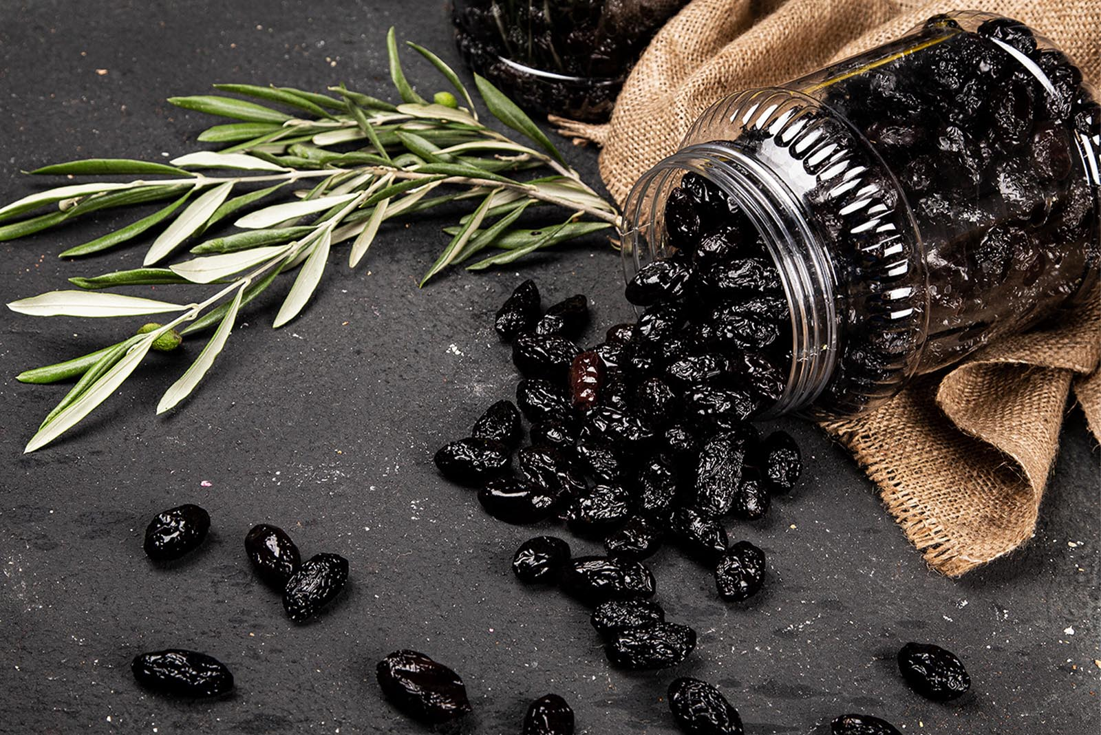 You are currently viewing Siyah Zeytin (1 kg) 28 TL