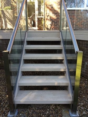 Stairs Glass Balustrades Staircases Glass Railings Glass   Glass Balustrade Stairs Near Me   Railing Systems   Frameless Glass   Deck Railing   Handrails   Metal