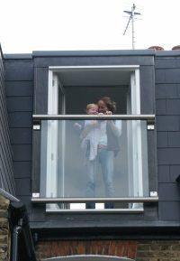 Dormer Balcony | Juliet Balcony | Glass Juliette Balconies