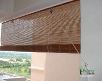 Outdoor Bamboo Chick Blinds : Gallery | BALCONYBLINDS