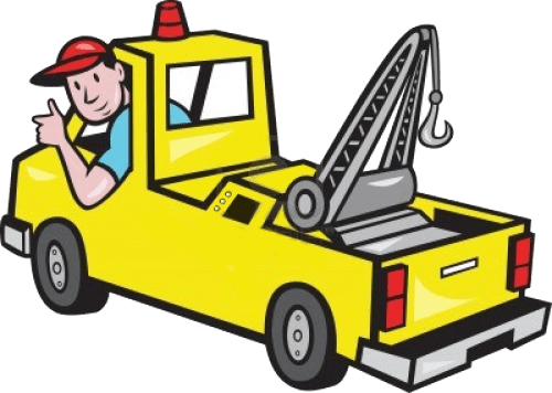small resolution of mechanic tow truck clipart
