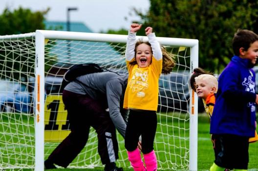 Clara's First Soccer Season