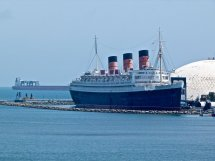 Tour Of Rms Queen Mary Baldhiker