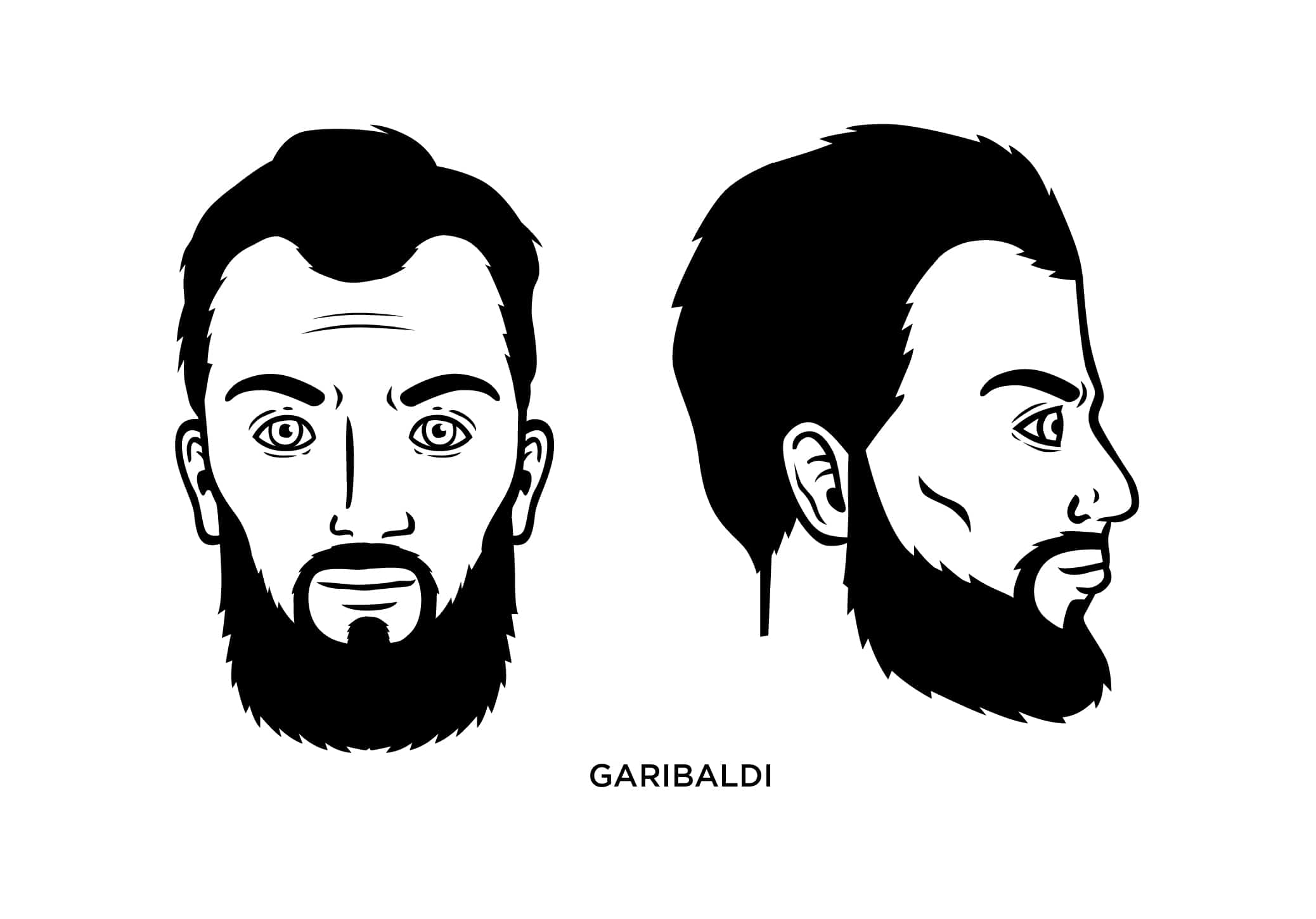 The Garibaldi Beard Style: How to Grow, Guide, Examples