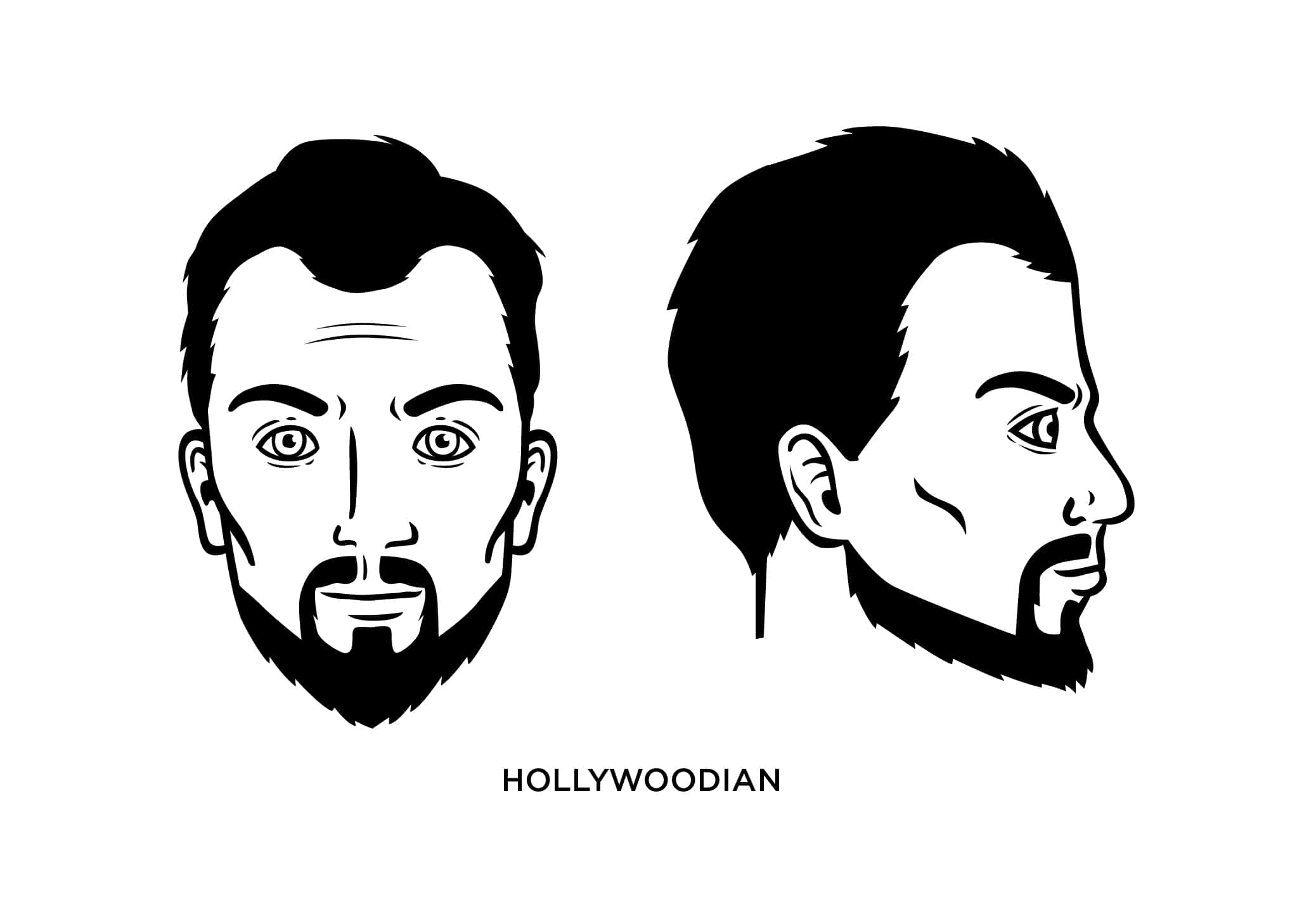 The Hollywoodian Beard Style: How to Grow, Guide, Examples