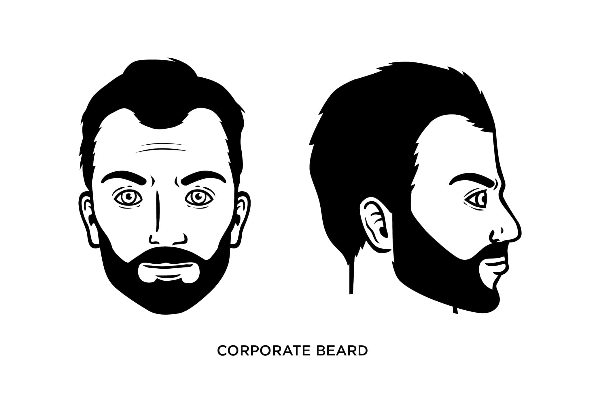 The Corporate Beard Style: How to Grow, Guide, Examples