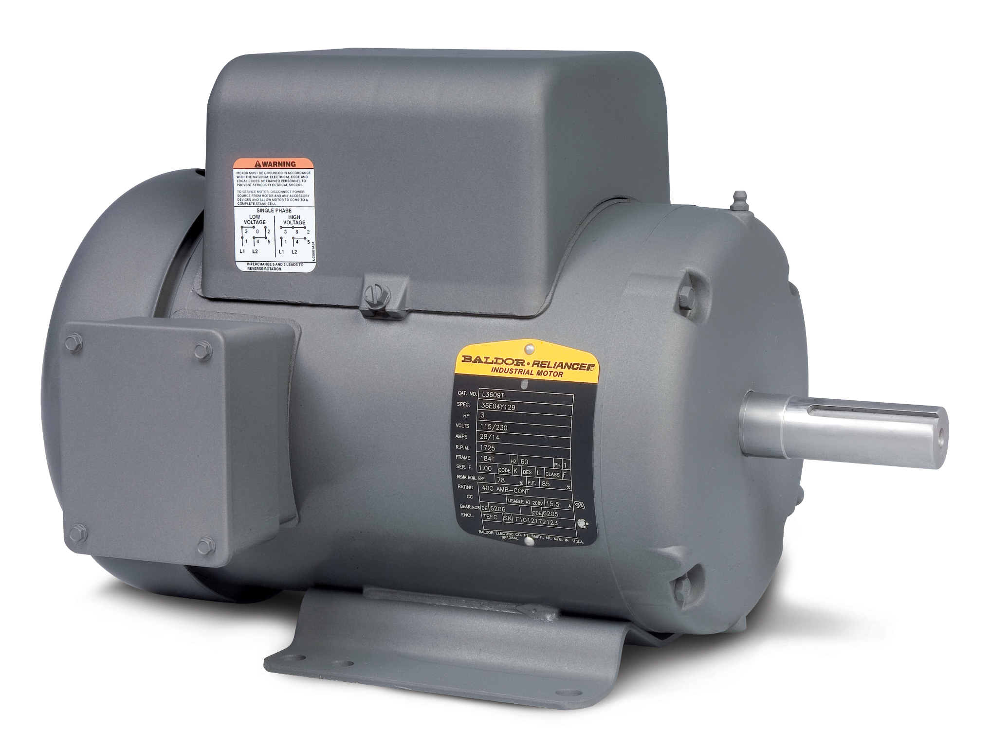 baldor single phase 230v motor wiring diagram a switch general purpose com enclosed