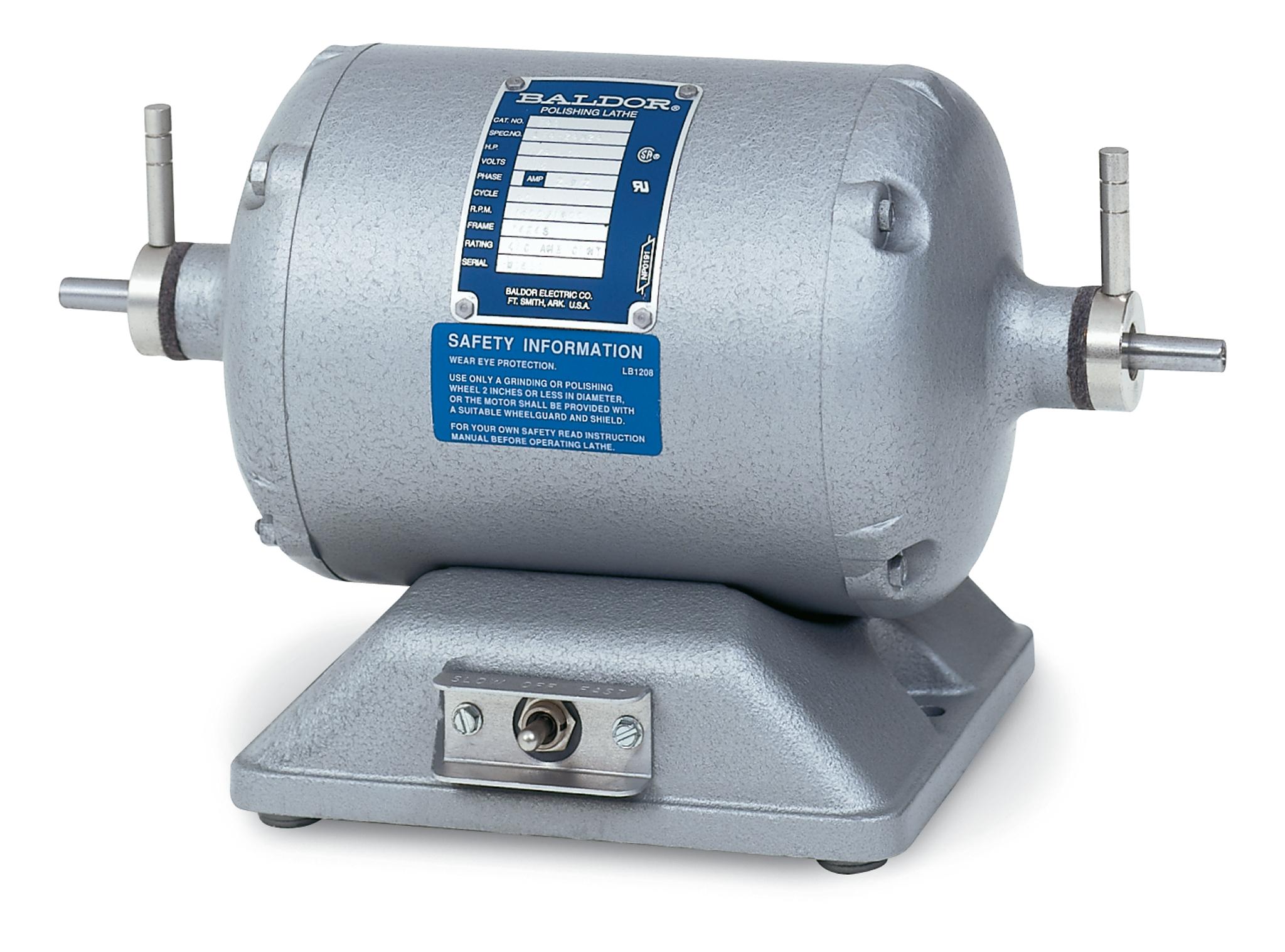 medium resolution of grinders buffers lathes baldor combaldor gear motor wiring diagram 16
