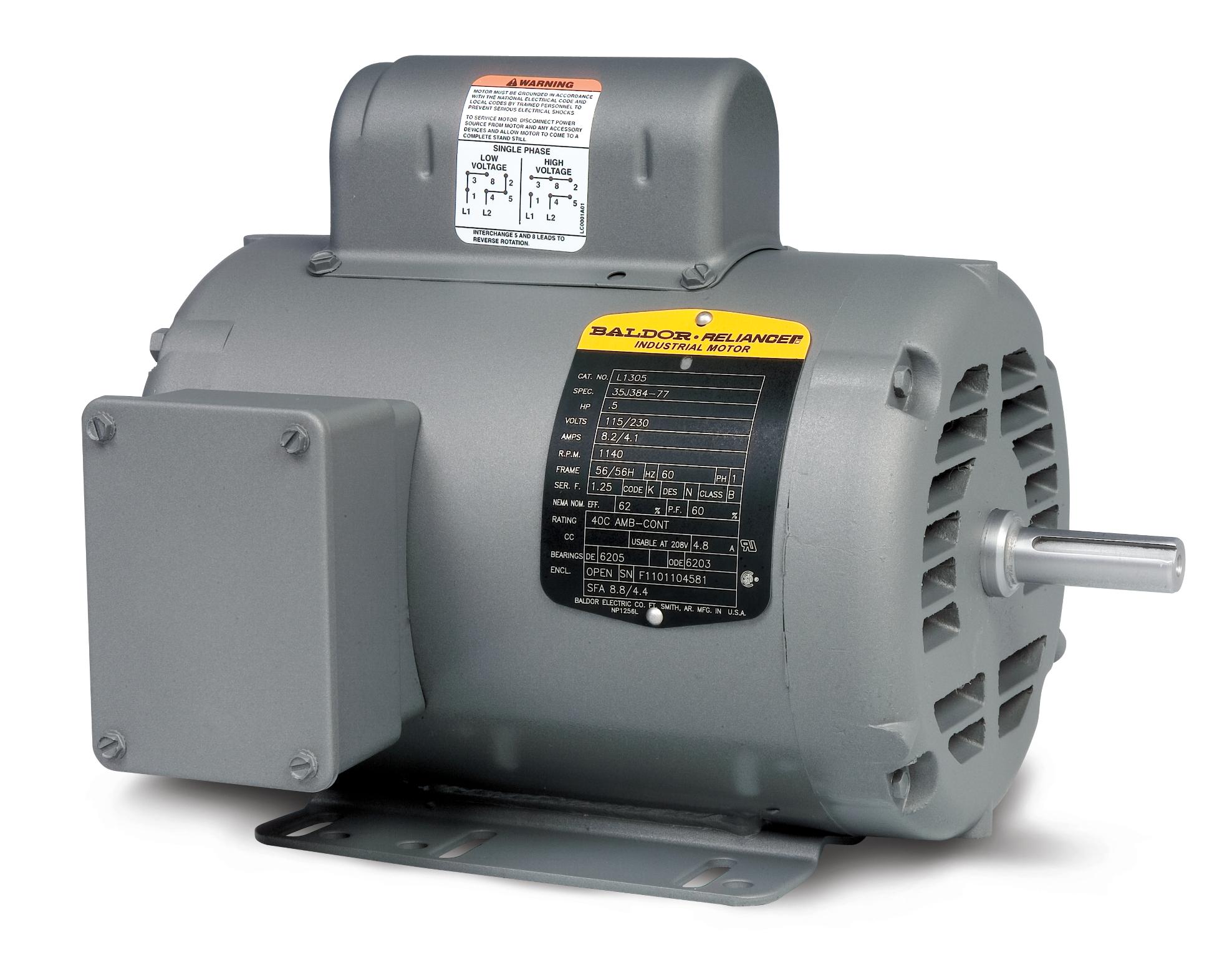 l1319t product catalog baldor com 230 volt electrical wiring diagram 1 5hp baldor wiring diagram 115 230 [ 1976 x 1536 Pixel ]