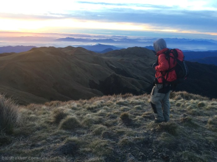 Mt Pulag summit