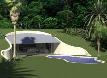 Underground Earth Sheltered Home Designs