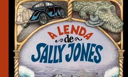 Aventuras, penurias e gorilas: 'A lenda de Sally Jones'