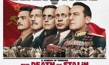 'A morte de Stalin': Tan divertida como ideoloxicamente nefasta
