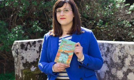 """Iria Misa: """"Segredos no Solpor é a primeira novela que escribín"""""""