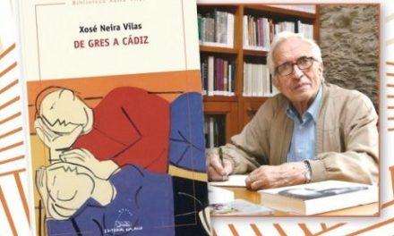 'De Gres a Cádiz', libro inédito de Xosé Neira Vilas, chega ás librarías