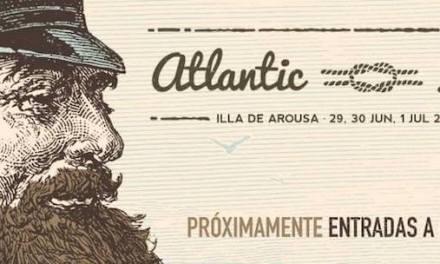 Iván Ferreiro, Rodrigo Amarante e María Arnal i Marcel Bagés entre as novas incorporacións ao Atlantic Fest