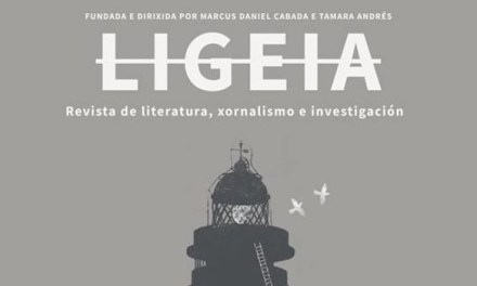 A revista 'Ligeia' presenta o seu segundo número