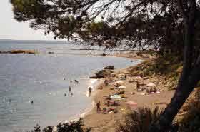 Strand an der Costa Dorada