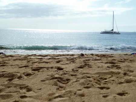 Sandstrand Lanzarote
