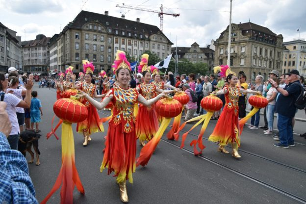 Tattoo Parade Basel 2019 PhotovVB