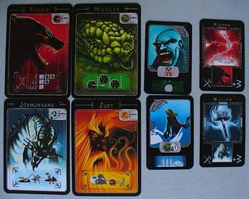 carte nemico