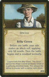 Billy Green