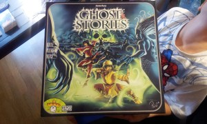La scatola di Ghost Stories