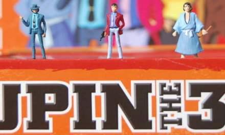 Lupin the 3rd (Lupin III) Gioco da Tavolo