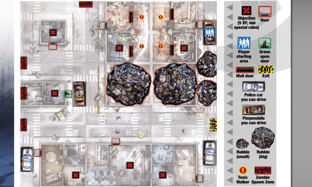 Zombicide Toxic City Mall (A.A.R.)