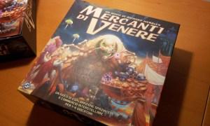 La scatola di Mercanti di Venere, edizione Asterion Press