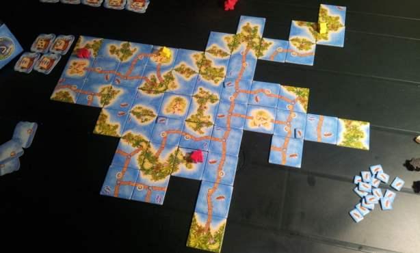 Isolette, mari pescosi e pontili percorsi da belle indigene... no, quelle non sono incluse nel gioco!
