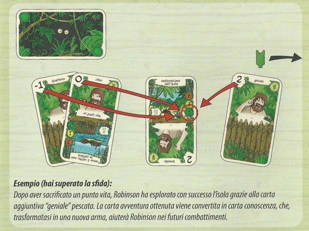 Esempio tratto dal manuale