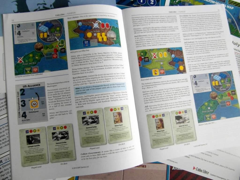L'ottimo Playbook ci introduce rapidamente nel gameplay del gioco