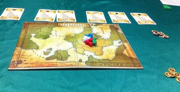 La partita di Otto Minuti per un Impero sta per cominciare...