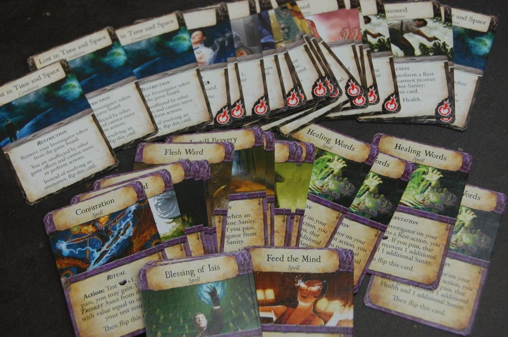 L'espansione introduce tantisssime nuove carte