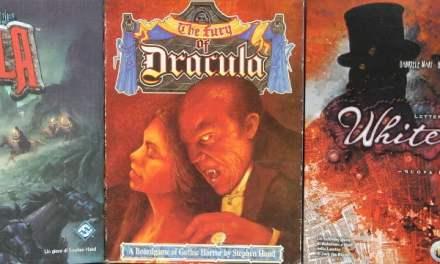 La Furia di Dracula VS Lettere da Whitechapel