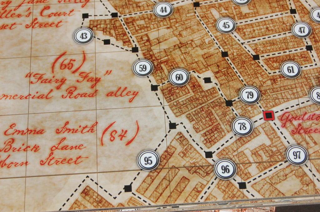 Lettere da Whitechapel . La rete parallela