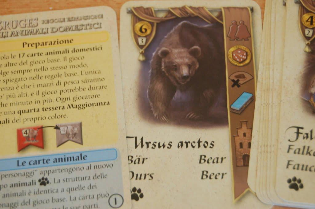 L'orso: un animale domestico! Quali saranno i suoi effetti nella vostra tranquilla vita da agiato mercante? vi