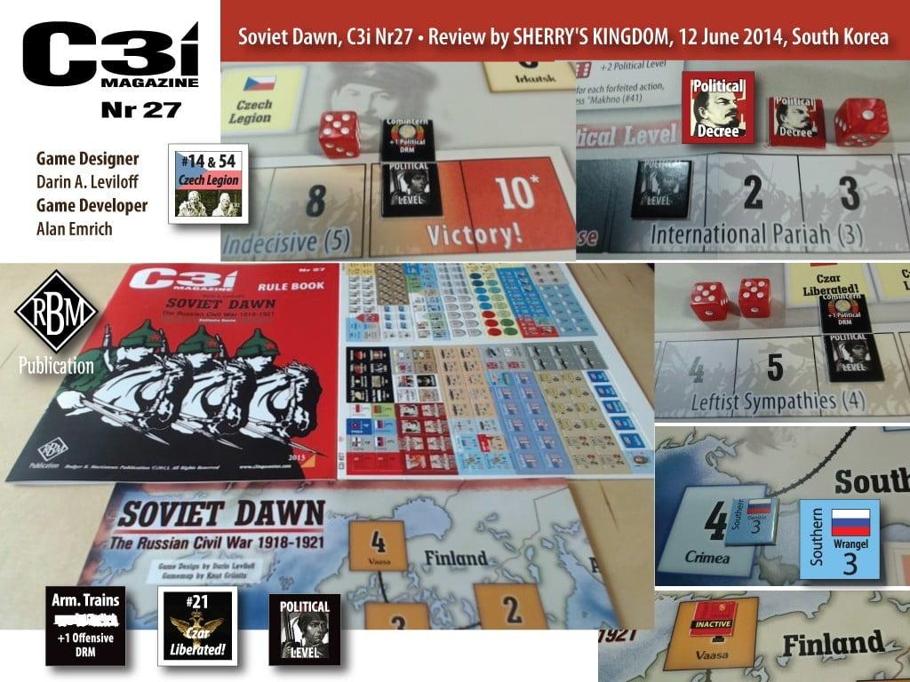 Il gioco è anche disponibile in allegato alla rivista C3i.