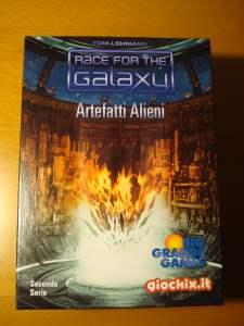 La scatola di Artefatti Alieni: RftG è tornato a colpire!