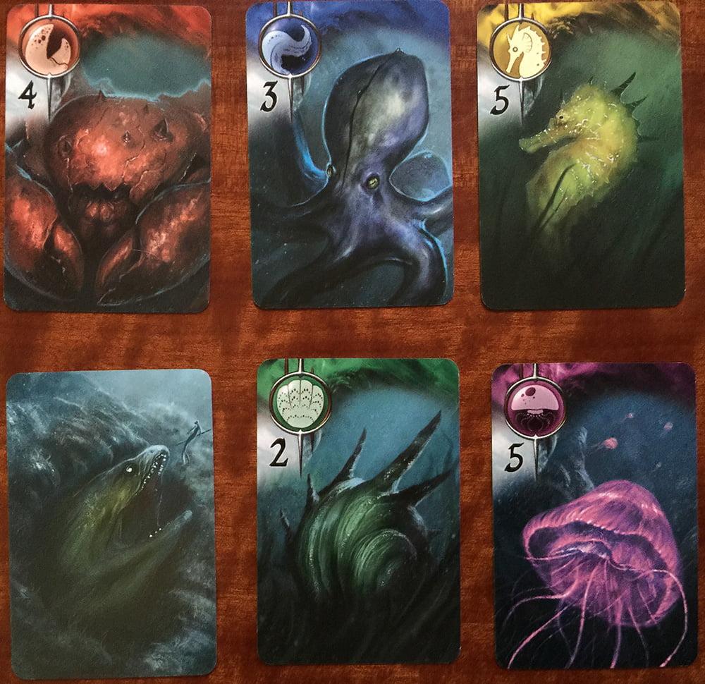 Esplorando le profondità degli abissi, possiamo incontrare tutte queste strane creature...