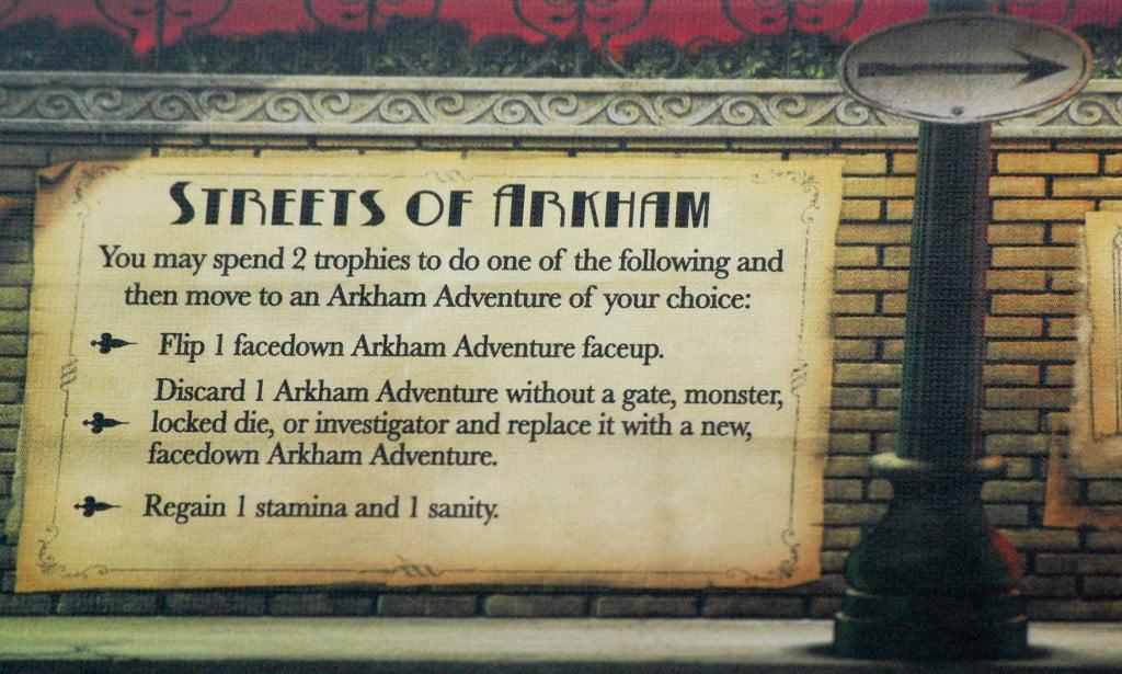 Le vie di Arkham