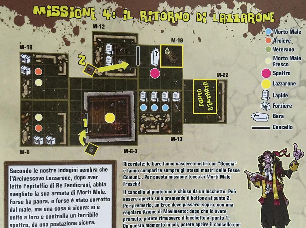 Prepariamoci ad affrontare la missione n°4
