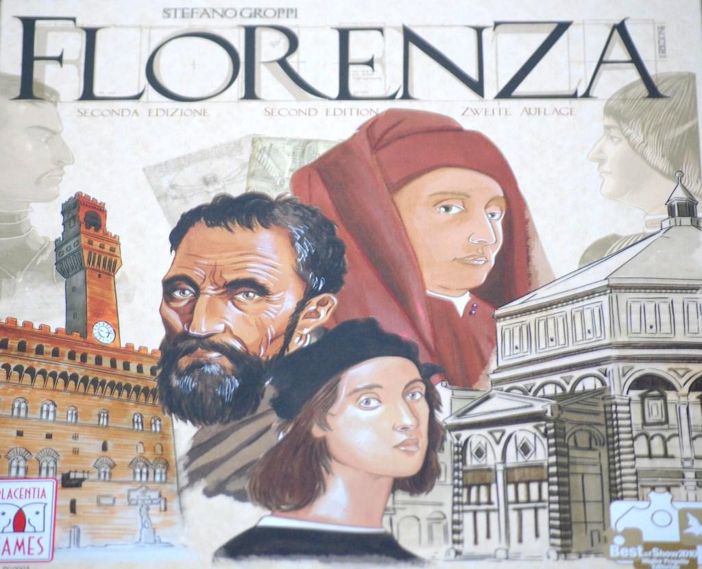 """Florenza, un'altra grande prova di qualità del game design """"made in Italy"""""""