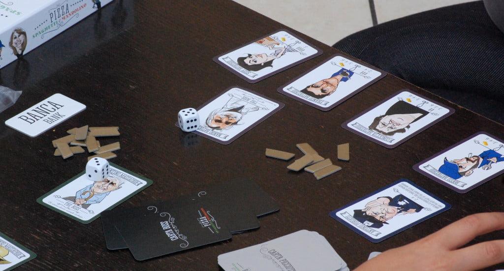 Il gioco gira bene anche nella versione a 2 giocatori e anche con bambini: una duttilità davvero invidiabile!
