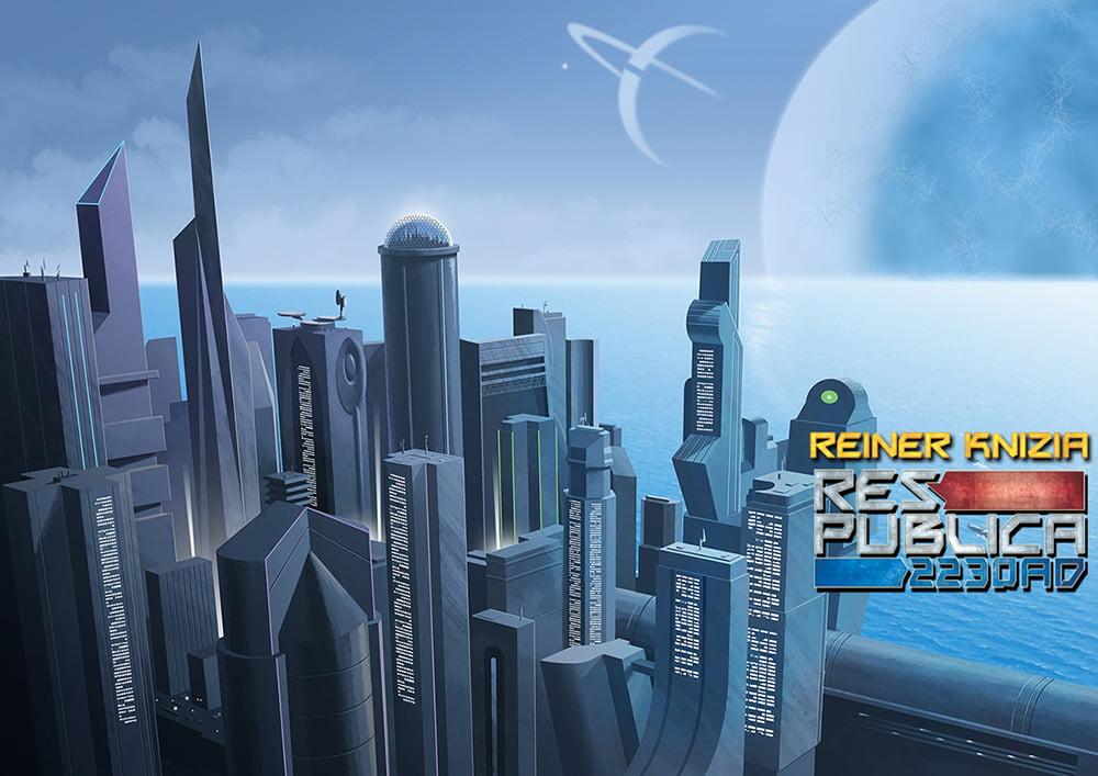Città spaziali e razze aliene: l'ambientazione sci-fi è servita...