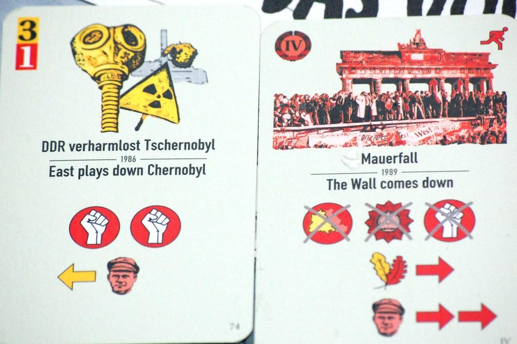 Chernobyl e la caduta del Muro due eventi simbolo degli anni '80