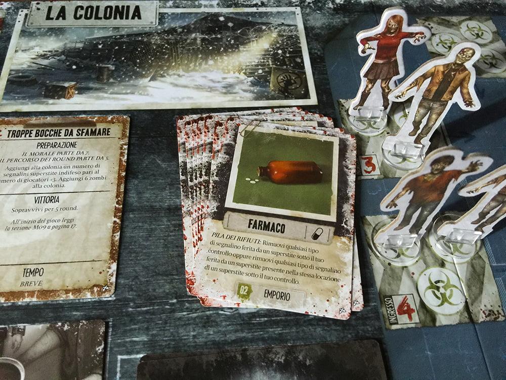 Inizia ad accumularsi troppa spazzatura: vivere assediati dagli zombie è brutto, ma nello sporco è anche peggio...